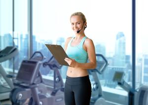 Продажи персональных тренировок